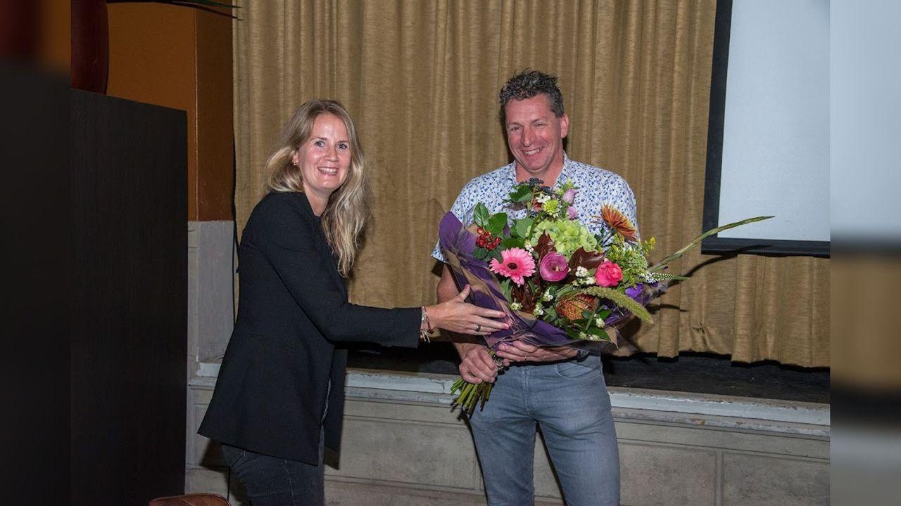 De Meerpoel neemt afscheid van adjudant Peter Maas