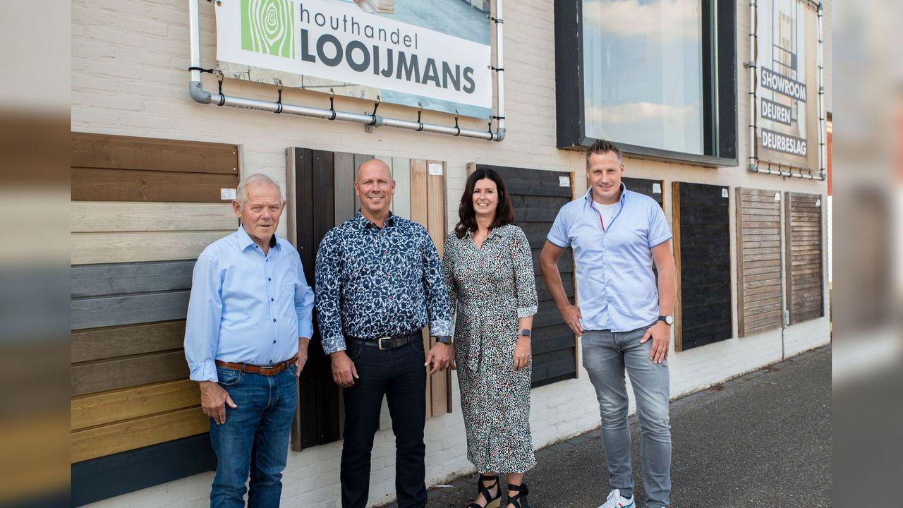 Houthandel Looijmans viert 50-jarig jubileum