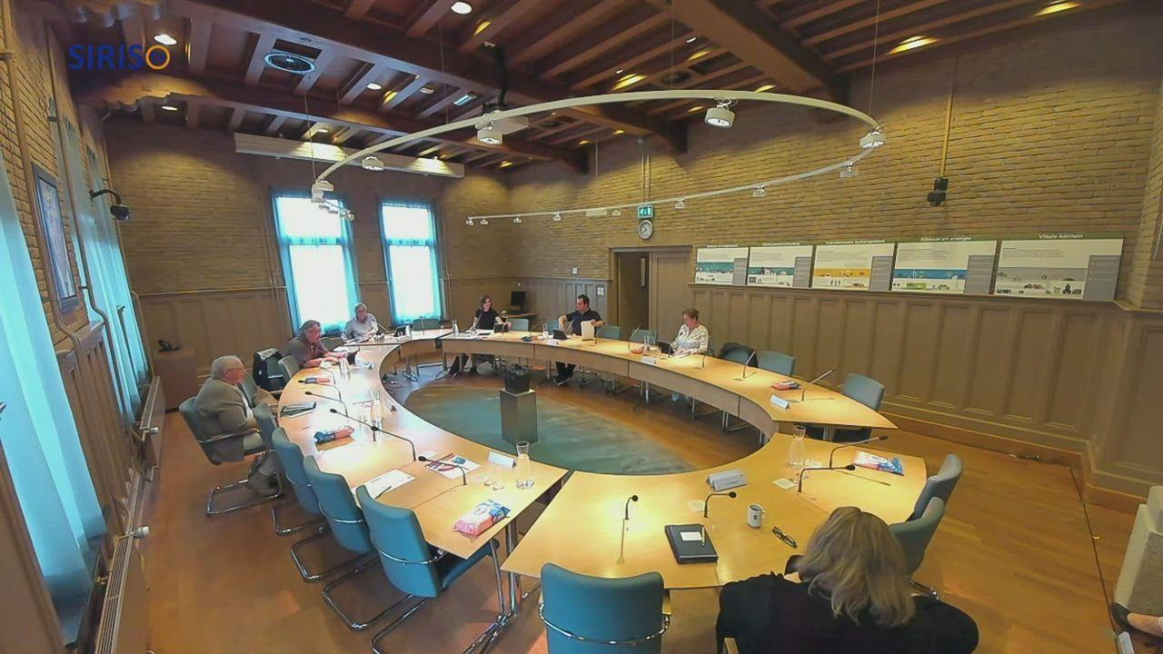 Vergadering commissie Burgers Asten 21 juni 2021