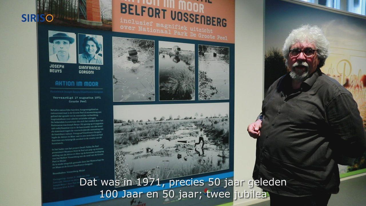 Piet Snijders vertelt over 'Aktion im Moor, kennismaking met Joseph Beuys'