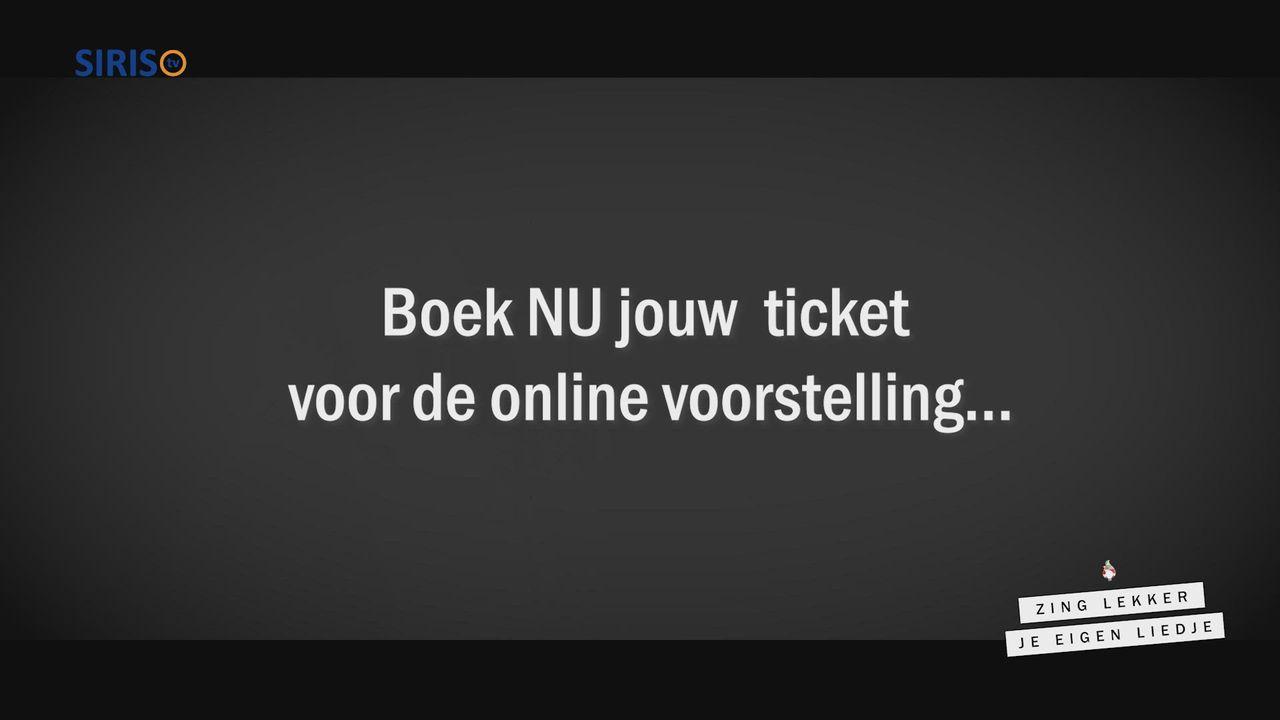 Trailer online muziekproject 'Zing Lekker Je Eigen Liedje'