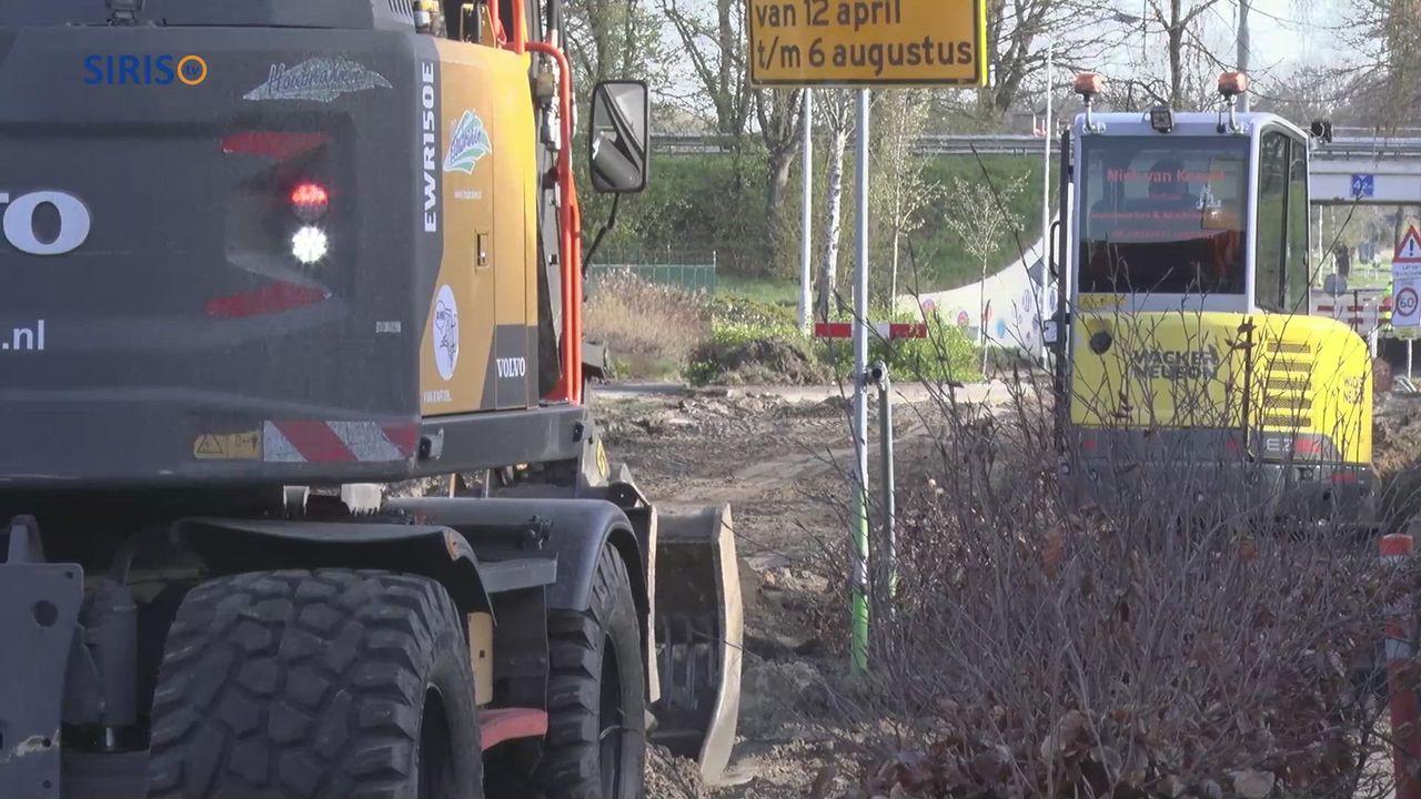 Onderhoudswerkzaamheden in Lierop