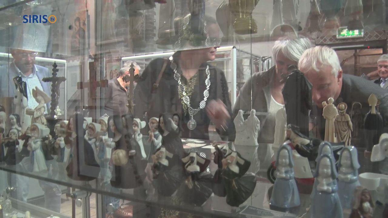 Opening tentoonstellingsruimte in Astense kerk
