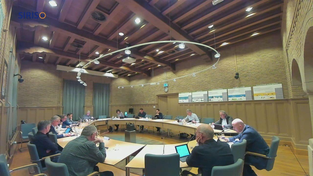 Vergadering Commissie Ruimte Asten 19 oktober 2021